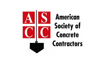 Logo of The American Society of Concrete Contractors (ASCC)