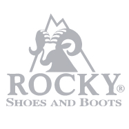 Rocky Shoes & Boots Staples, Inc. (2) Logo