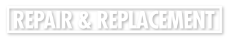 Repair and Replacement Logo
