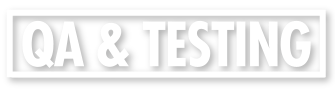 Testing and Quality Control Logo